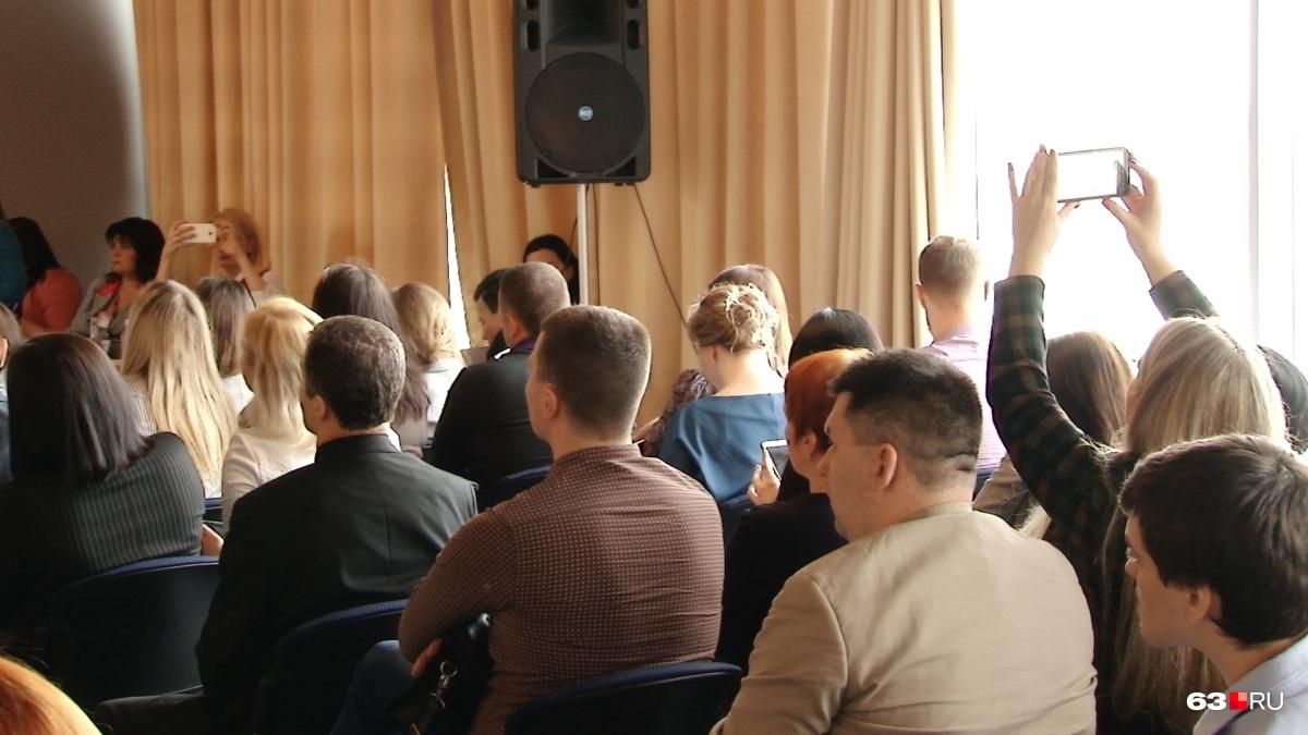 Участие в семинаре бесплатное