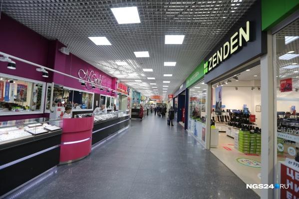Офисные помещения и торговые площади будут строить в зоне активности покупателей