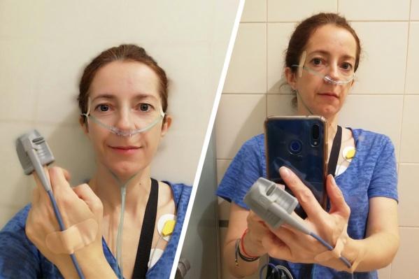 С сентября 46-летняя Евгения Елезова ведёт дневник биохакера — сейчас она сдала первые анализы