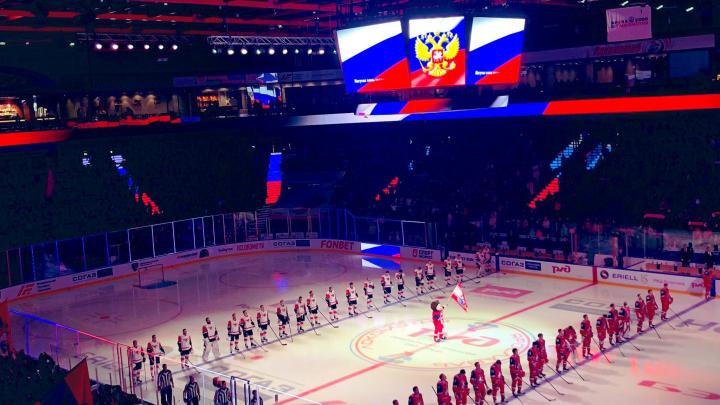 Поезд ушёл: «Локомотив» на классе обыграл «Авангард»