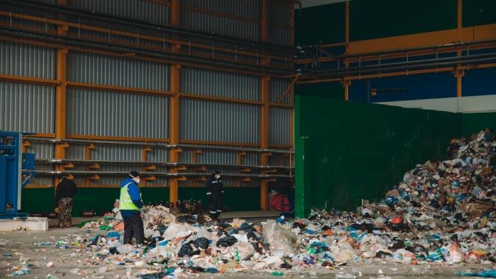 На тюменском мусоросортировочном заводе нашли тело новорожденного ребенка