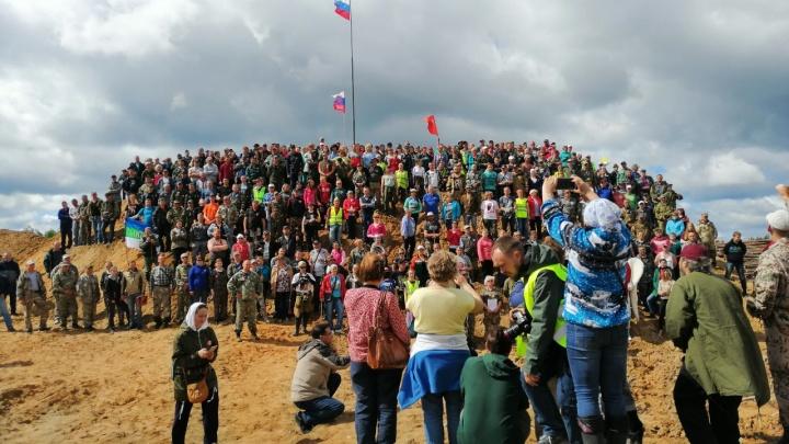 Шиес или Яренск? Активисты, съехавшиеся в Ленский район, пытаются попасть в эфир к Путину