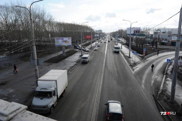 Проект расширения завершающего участка улицы Республики сейчас находится в начальной стадии