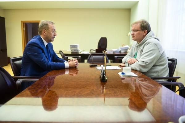 Игорь Ковпак убежден, что без местных сетей свернут свой бизнес и региональные производители