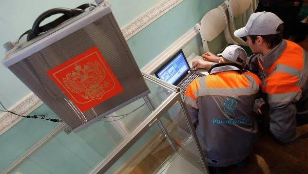 «Ростелеком» развернул систему видеонаблюдения за выборами губернатора в Красноярском крае