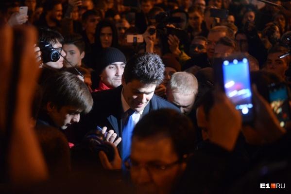 Александр Высокинский ждет протестантов в эту субботу