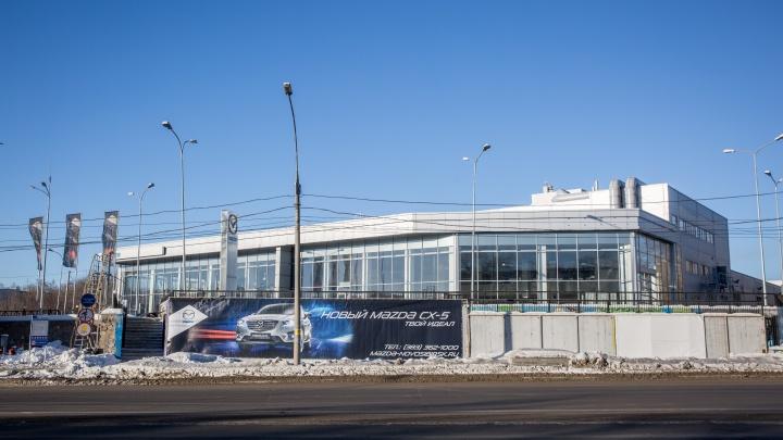 Банк ВТБ взыскал с поручителей известного новосибирского автодилера 167 миллионов