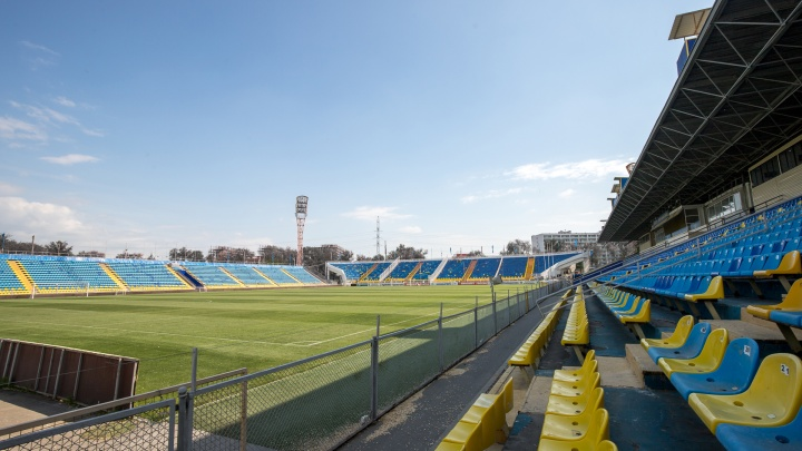 Власти Ростова потратят 387 миллионов рублей на строительство спортивного манежа в центре города