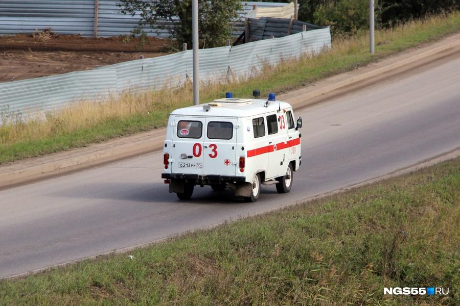 Найден гражданин Омской области, сбивший женщину сколяской
