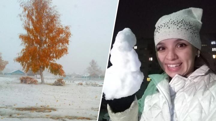 Замело! На Ярославль обрушился снегопад: фоторепортаж