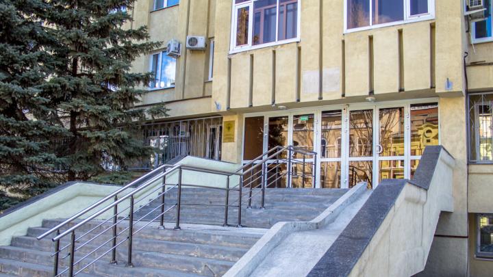 В прокуратуре Октябрьского района прошли обыски