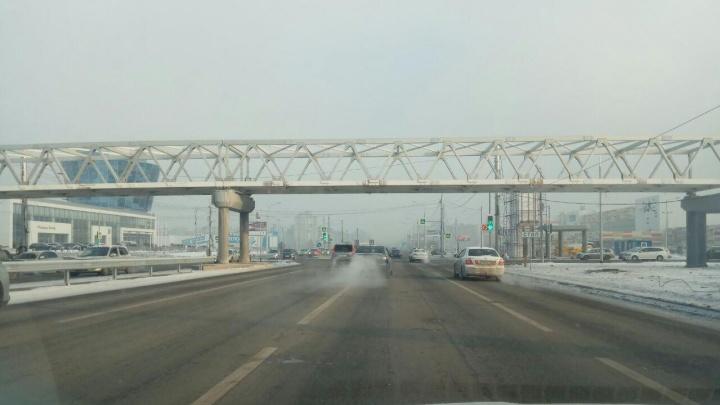 Проезд по Абытаевской откроют, а одну из улиц на «Взлетке»перекроют на ночь