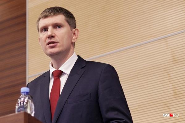 Максим Решетников ответил на несколько десятков вопросов пермяков