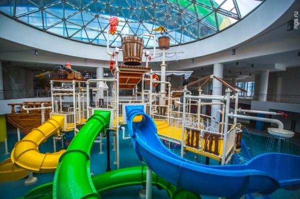 Билеты в красноярский аквапарк планируют сделать от 400 рублей