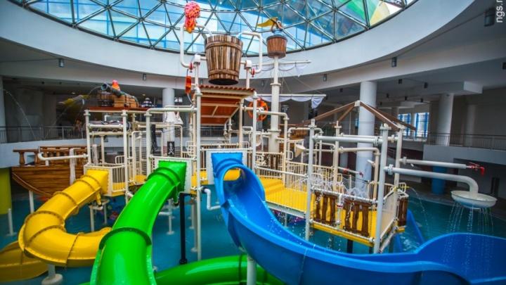 Аквапарк решено построить в Красноярске за год