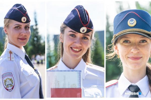 Трио самых очаровательных девушек