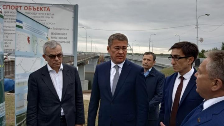Наконец-то дождались: Радий Хабиров торжественно объявил о строительстве нового моста через Белую