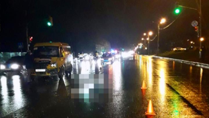 В Уфе «Газель» насмерть сбила пешехода