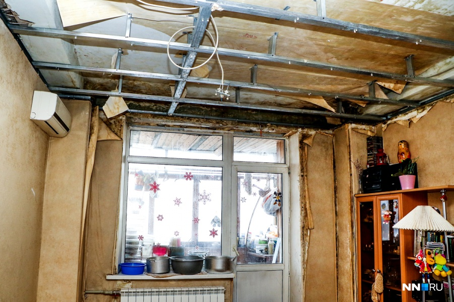 Вот такие результаты капитального ремонта получают жители многоквартирных домов Нижнего Новгорода