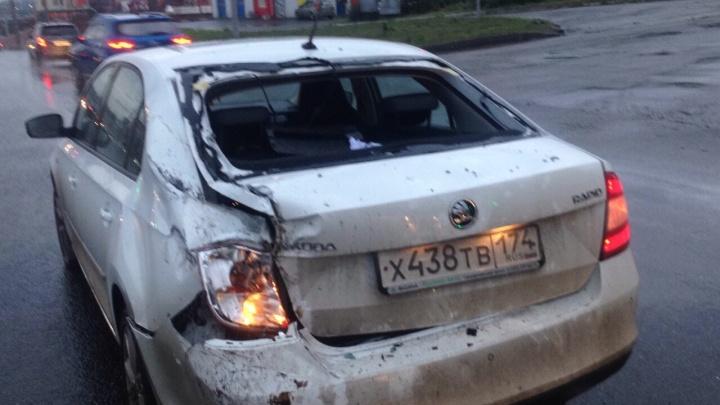 «Уходил от ДТП»: дети, пострадавшие в аварии с КАМАЗом в Челябинске, пошли на поправку