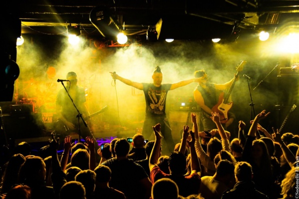 «Бригадный подряд» даст два концерта в Архангельске