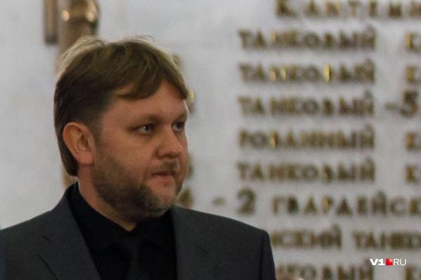 Алексей Дементьев планирует продолжить обновление музеев и ремонт на Мамаевом кургане