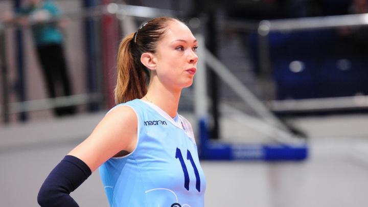 Легенда «Уралочки» Екатерина Гамова впервые стала мамой