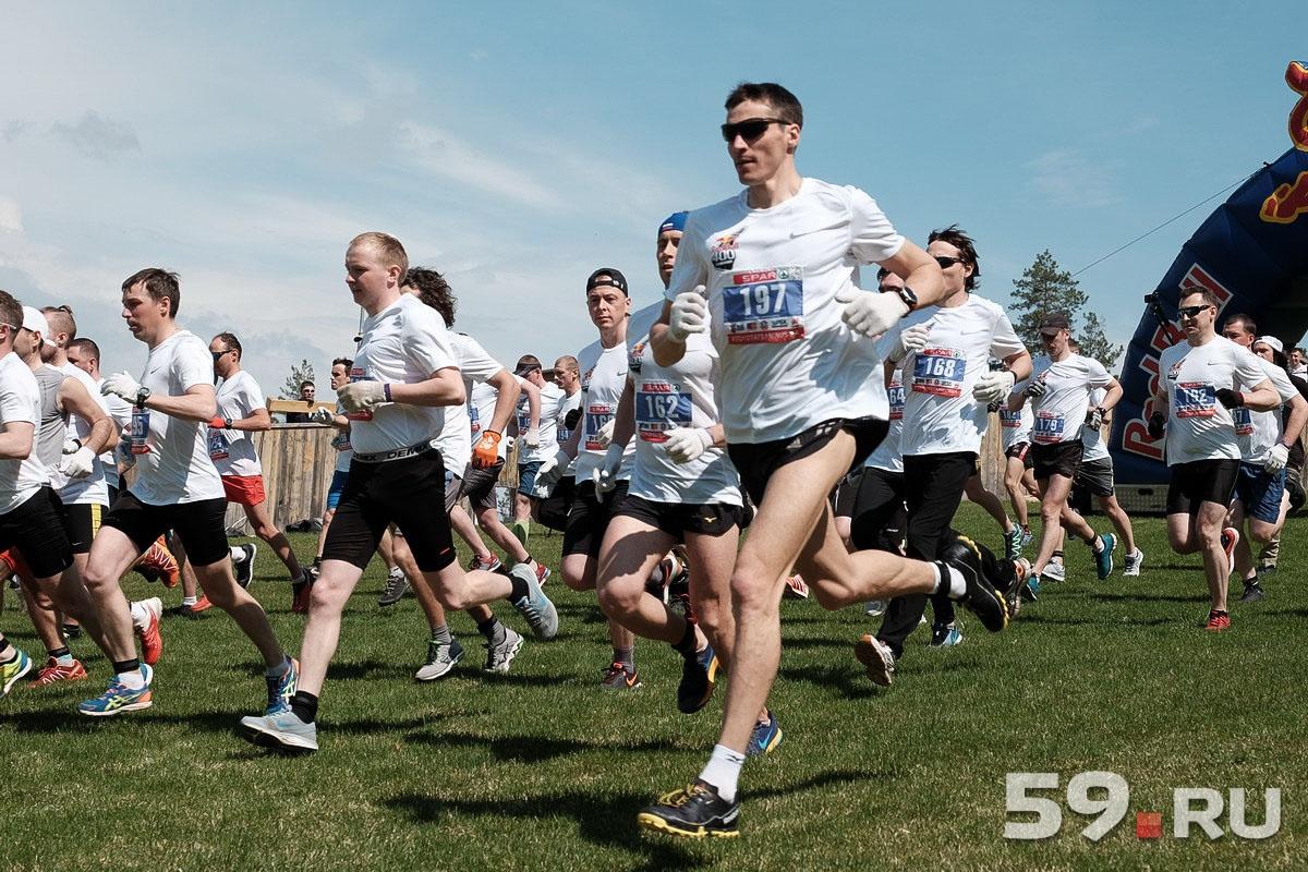 В программе фестиваля разнообразные спортивные соревнования, в том числе бег