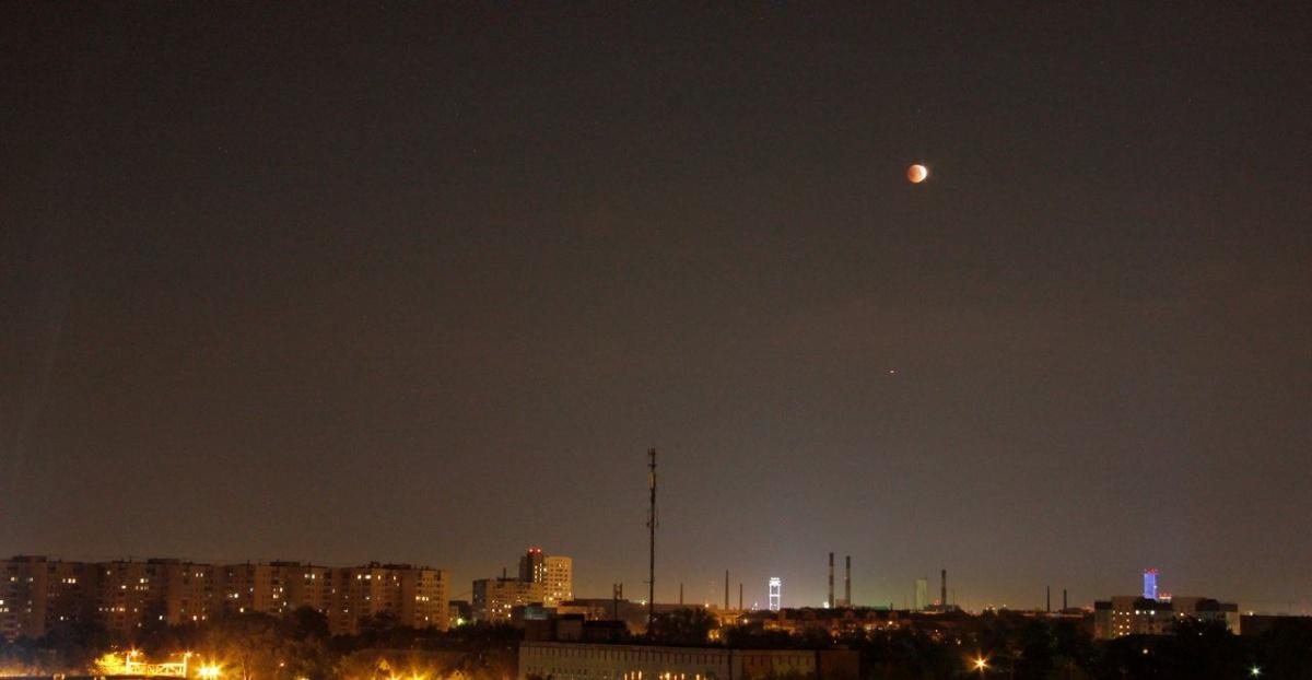 Зато посмотрите, какие красивые снимки получились у Эдуарда Колчанова