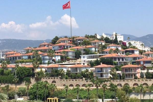Андрей Похвальный говорит, что никогда не был в Турции<br>
