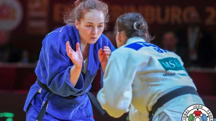 «Помешала жажда победы»: челябинская дзюдоистка выиграла серебро на турнире Большого шлема