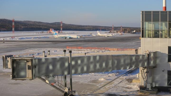 Названа дата запуска телетрапов в красноярском аэропорту
