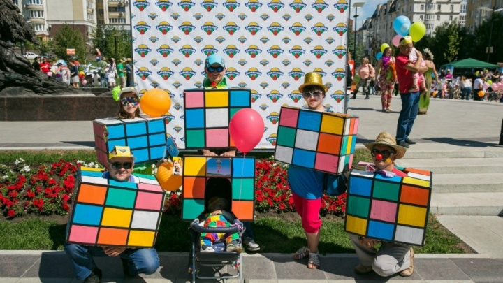«Парад колясок»: самые креативные семьи Уфы соберутся на карнавальном фестивале
