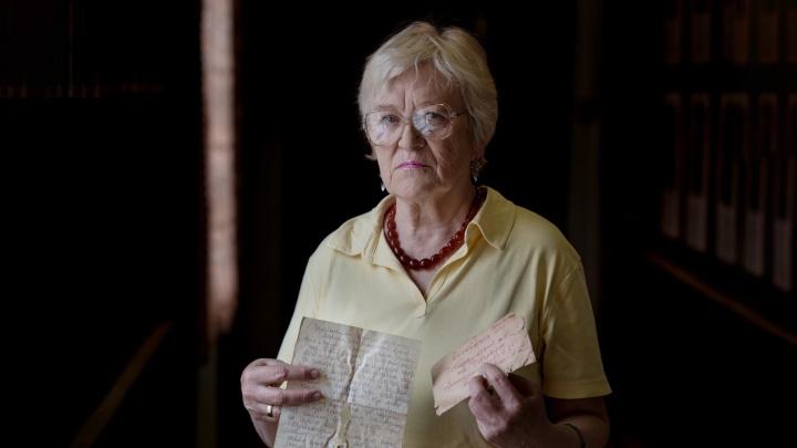 «Моя смерть не будет бесчестной»: разбираем письма, пролежавшие на южноуральской почте с 1943 года