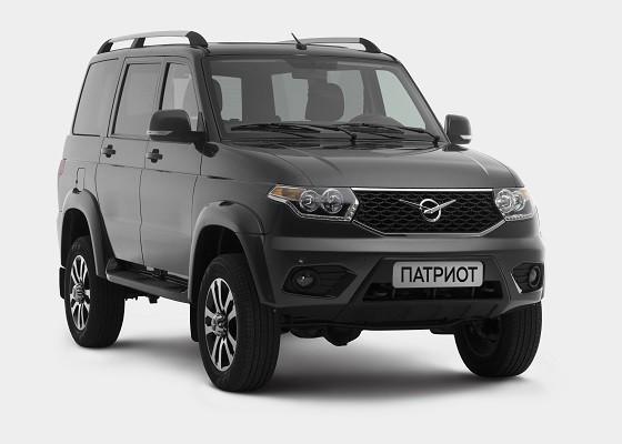 Екатеринбургский автоцентр представит обновлённый УАЗ Патриот и устроит дни открытых дверей