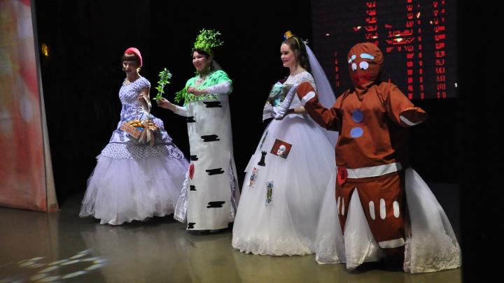 Участница уральского конкурса невест, которую затравили в интернете, переоделась в Пряню из «Шрека»