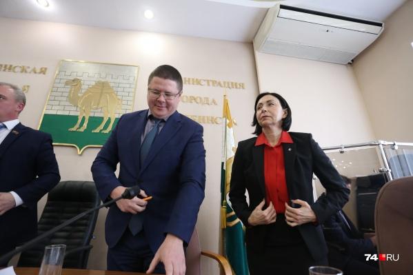 Наталья Котова знает, что перед ней большая ответственность, и очень волнуется