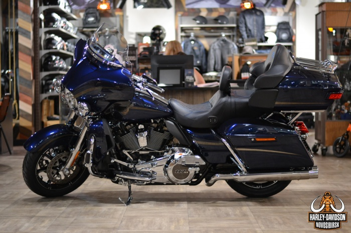 В «Harley-Davidson Новосибирск» появилась ограниченная серия мотоциклов