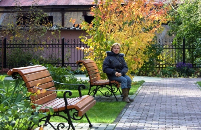 Тело Татьяны нашли у крыльца местного Дома молодёжи — ей было 54 года
