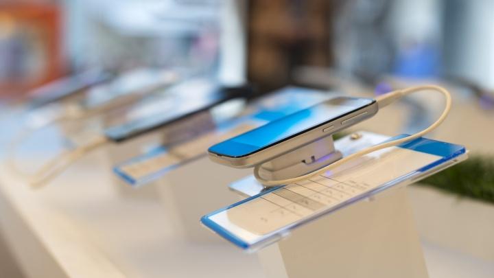 Красноярцы стали выбирать более дорогие смартфоны