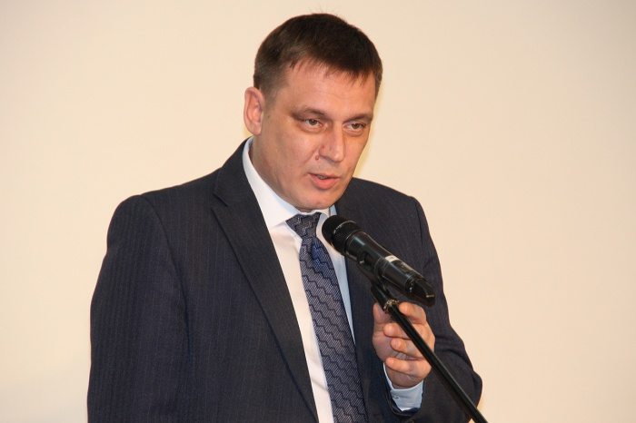 43-летний Сергей Федорчук окончил НГПУ