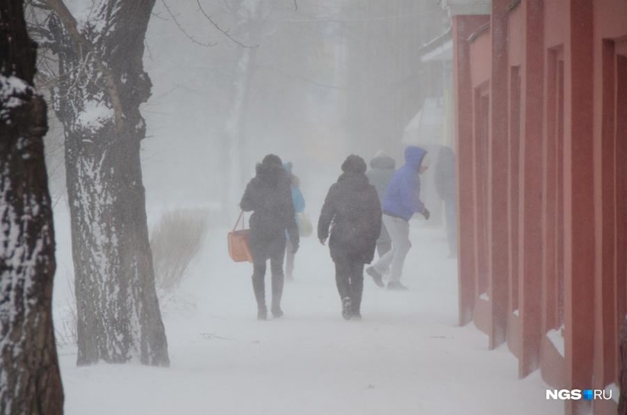 Омские синоптики прогнозируют похолодание до-27