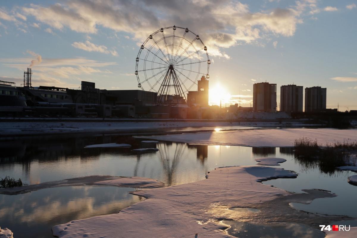 На несколько дней в Челябинске установится аномально тёплая погода