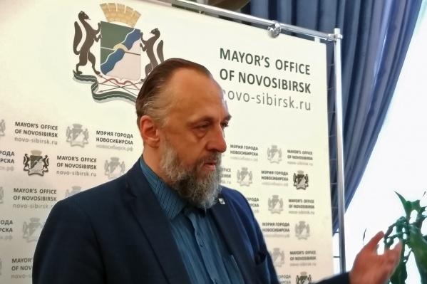 Советник мэра Александр Ложкин возглавляет Худсовет и будет выступать против памятника Сталину