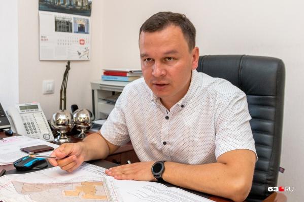 Сергей Шанов: «Мы не сможем заняться продлением сетей, пока не построим очистные сооружения»