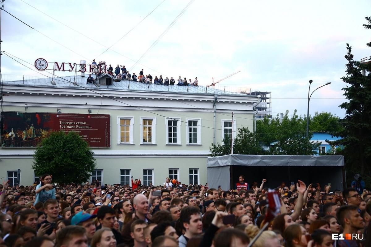 «Спонсоры и партнеры уходят»: Евгений Горенбург задумался об отмене Ural Music Night в этом году