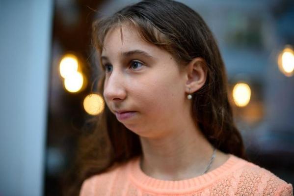 Арина мечтает снова танцевать и без стеснения декламировать стихи