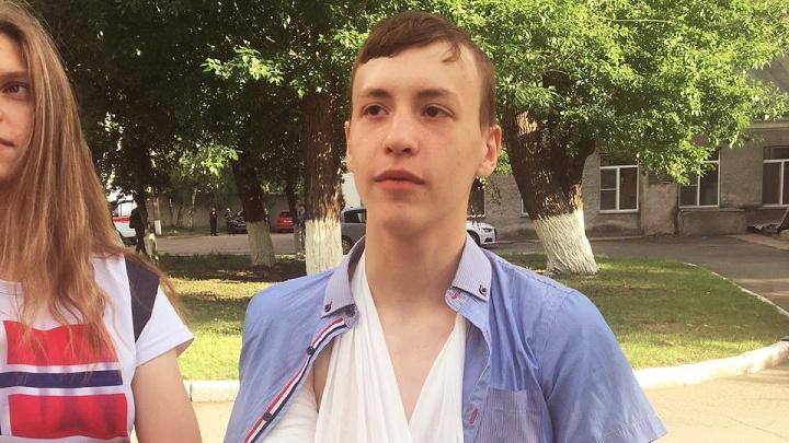 Дело подстреленного школьника в костюме разбойника передали в СК