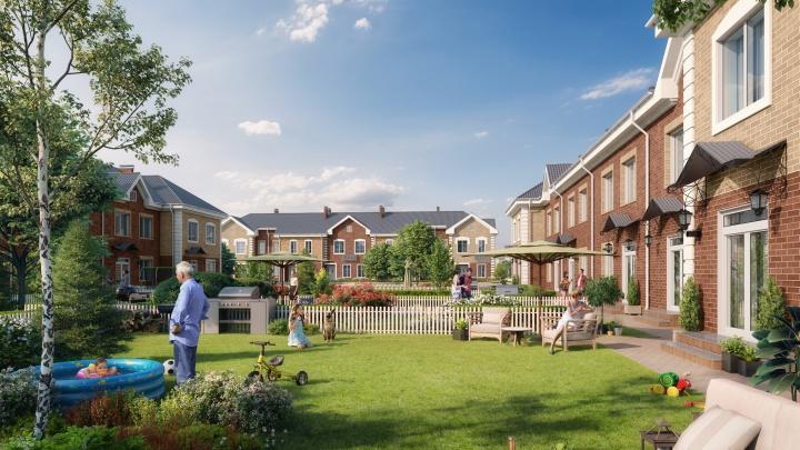 Двухуровневые квартиры в новом жилом проекте выставили на продажу всего за 4 330 000 рублей