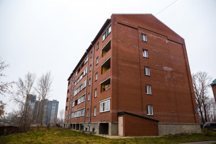 Дом на улице Портовой, 2
